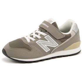 キッズ SALE!new balance(ニューバランス) KV996 173996 CWY グレー運動靴【ネット通販特別価格】 スニーカー ボーイズ