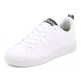 レディース adidas(アディダス) VALCLEAN 2(バルクリーン2) F99252 ランニングホワイト/ランニングホワイト/カレッジネイビー スニーカー ローカット