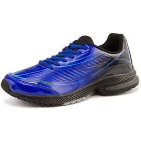 SALE!瞬足(シュンソク) キッズ スニーカー 010 BK ブルー運動靴【ネット通販特別価格】 ボーイズ