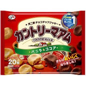 不二家 カントリーマアム(バニラ&ココア) 1袋(20枚入)