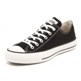 メンズ converse(コンバース) CANVAS ALL STAR J OX(キャンバスオールスターJオックス) 32167431 ブラック スニーカー ローカット