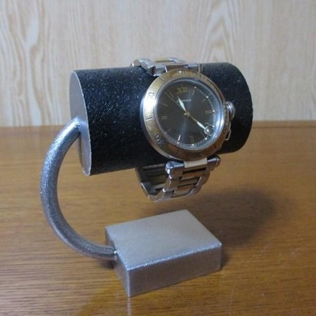 ブラックちびちゃん腕時計スタンド ak-design