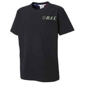 デュアリグ(DUARIG) DFC 半袖Tシャツ 863D8CD5731 BLK (Men's)