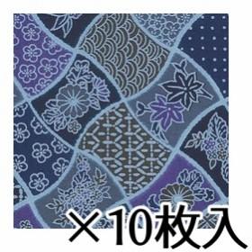 トーヨー  藍染風千代紙(B4) No.119
