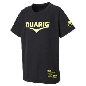 デュアリグ(DUARIG) ジュニア ドライプラス Tシャツ上下セット 865D8CD5669 BLK (Jr)