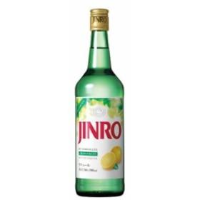 【3本(個)セット】韓国焼酎 JINRO グレープフルーツ 700ml.hn ジンロ