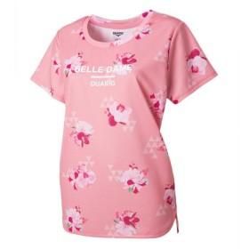 デュアリグ(DUARIG) ドライプラス UVメッシュ半袖Tシャツ 864D8CD5649 SMP (Lady's)