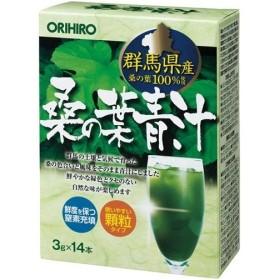 桑の葉青汁 ( 3g14本入 )/ オリヒロ