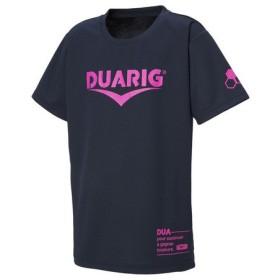 デュアリグ(DUARIG) ジュニア ドライプラス Tシャツ上下セット 865D8CD5669 NVY (Jr)