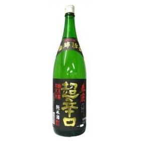 今西清兵衛商店 春鹿 純米超辛口 1800ml e443
