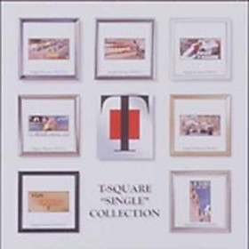 T-SQUARE ティースクエア / T-square Single Collection【CD】