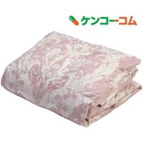 京都西川 羽毛肌掛け布団 ダウンケット シングル ロング ピンク ( 1枚入 )/ 京都西川