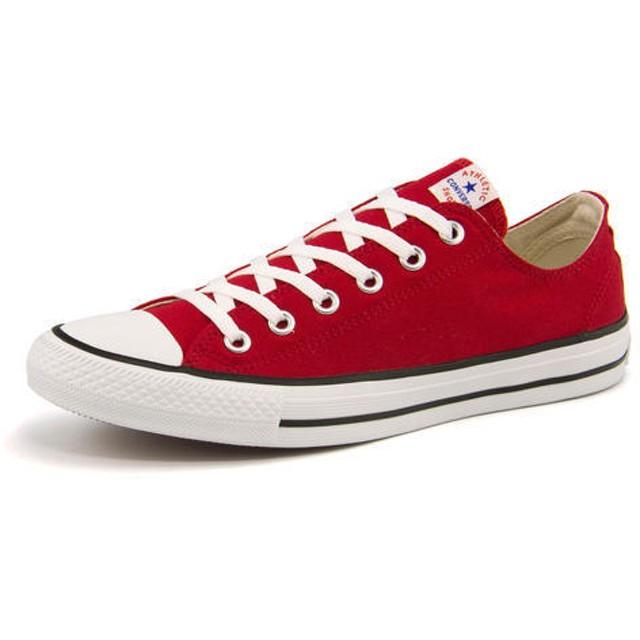 SALE!converse(コンバース) NEXTAR110 OX(ネクスター110OX) 32765142 レッド【レディース】【ネット通販特別価格】 スニーカー ローカット