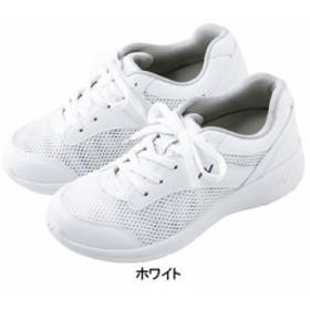医療白衣・介護服 WHISeL 自重堂 F4966 ナーススニーカー 22~29