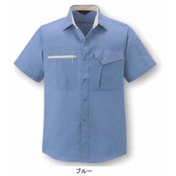 作業服・作業着 コーコス K-1207 半袖シャツ S~LL