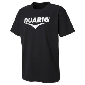 デュアリグ(DUARIG) 【オンライン特価】ドライプラス UVメッシュ半袖Tシャツ 863D8CD5632 BLK (Men's)