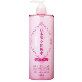 化粧品 日本酒の化粧水 高保湿 菊正宗 500ml 1本