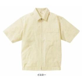 作業服・作業着 ベスト BC162 半袖ペアブルゾン SS~4L