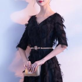 結婚式 ドレス パーティー ロングドレス 二次会ドレス ウェディングドレス お呼ばれドレス 卒業パーティー 成人式 同窓会hs534
