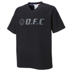デュアリグ(DUARIG) DFC ワッフル半袖Tシャツ 863D8CD5736 BLK (Men's)