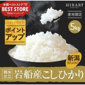 新潟県産 コシヒカリ 5kg 米 お米 白米 令和元年産 送料無料 タイムセール スペシャルセレクト 10kgあり