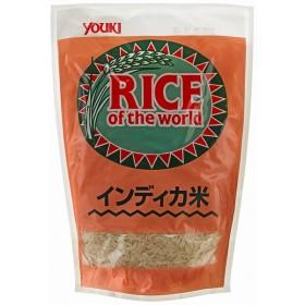 ユウキ食品 インディカ米(バスマティ)  500g  【YOUKI パキスタン産 世界の食材 エスニック料理 香り米】