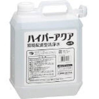 【送料無料!TRUSCO工具が安い(トラスコ中山)】コンドル (洗剤)ハイパーアクア 4L CH560040XMB [336-6464] 【洗剤・クリーナー】[C