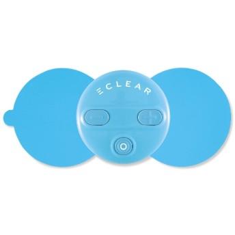 コードレス低周波治療器/エクリアリフリー/1個入り/2ポイントパッド1枚入り/ブルー HCM-P011G2XBU