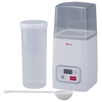 エムケー精工 ヨーグルト・甘酒 メーカー YA-100W ホワイト