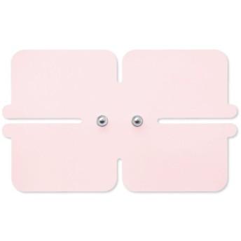 コードレス低周波治療器エクリアリフリー専用ゲルパッドワイドパッド1枚入り/ピンク HCM-P01G3PN