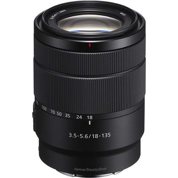 SONY SEL18135 APS-C 高倍率標準變焦鏡頭  E 接環