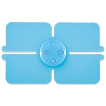 コードレス低周波治療器/エクリアリフリー/1個入り/ワイドパッド1枚入り/ブルー HCM-P011G3XBU