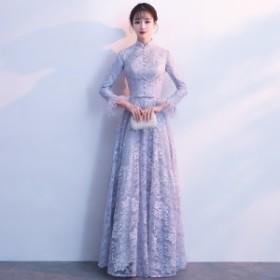 結婚式 ドレス パーティー ロングドレス 二次会ドレス ウェディングドレス お呼ばれドレス 卒業パーティー 成人式 同窓会hs94
