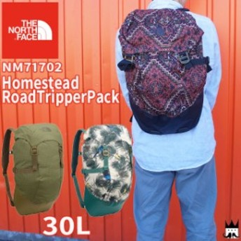 THE NORTH FACE ザ ノースフェイス 30LHomesteadRoadTripperPack NM71702