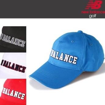 ニューバランス ゴルフ ロングブリム 6パネル キャップ (ユニセックス) 012-8187013 / 日本正規品 2018年モデル(NEW BALANCE)