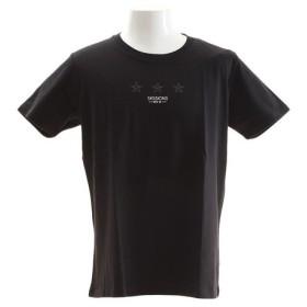 SESSIONS 半袖Tシャツ 187002 BLK (Men's)