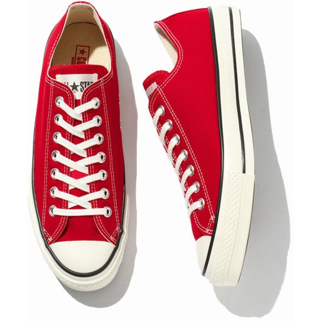 JOURNAL STANDARD CONVERSE / コンバーズ : CANVAS ALL STAR Japan OX レッド 28