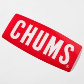チャムス カーステッカーボートロゴラージ CH62-1187 Car Sticker Boat Logo Large