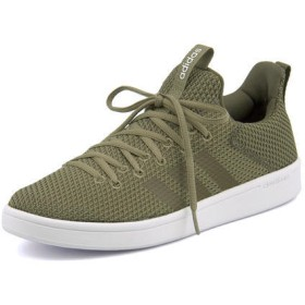 メンズ SALE!adidas(アディダス) CLOUDFOAM VALCLEAN ADPT(クラウドフォームバルクリーンADPT) DB1356 カーゴ/ダークカーゴ/ランニングホワイト スニーカー ローカット
