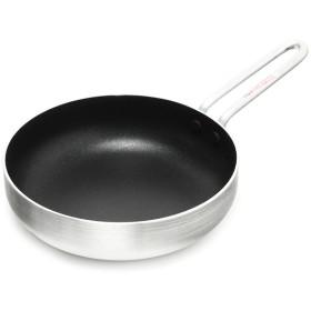 HOME COORDY ハードコート テーブルパン 片手鍋 16cm ホームコーディ シルバー 16cm 片手鍋・両手鍋