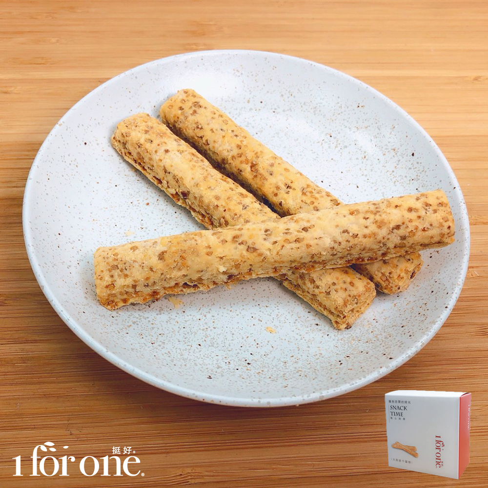 【1 for one 挺好】 大燕麥千層棒