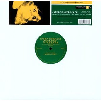 Gwen Stefani / Cool (X4)【輸入盤LPレコード】(グウェン・ステファニー)