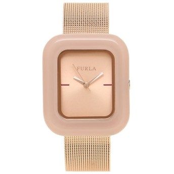 【送料無料】フルラ 時計 FURLA 944079 R4253111501 ELISIR 3H MESH レディース腕時計ウォッチ ピンクゴールド