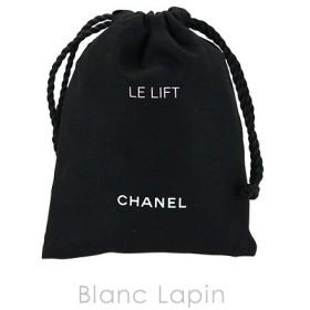 【ノベルティ】 シャネル CHANEL 巾着ポーチ #ブラック [048215]【メール便可】