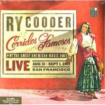 Ry Cooder & Corridos Famosos / Live In San Francisco (Bonus CD)【輸入盤LPレコード】(ライ・クーダー)