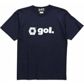 ゴル ベーシックTシャツ NVY G792-598 008 S