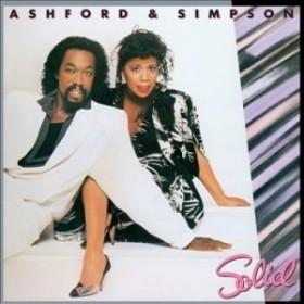 Ashford & Simpson / Solid【輸入盤LPレコード】(アシュフォード&シンプソン)