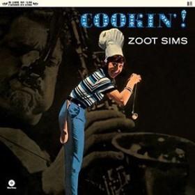 Zoot Sims / Cookin' (スペイン盤)【輸入盤LPレコード】(ズート・シムズ)