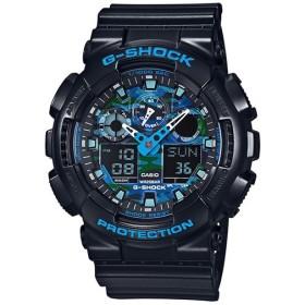 カシオ メンズ腕時計 G-SHOCK GA-100CB-1AJF