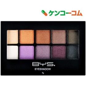 BYS 10カラーアイシャドウ PE01 ( 7g )/ BYS